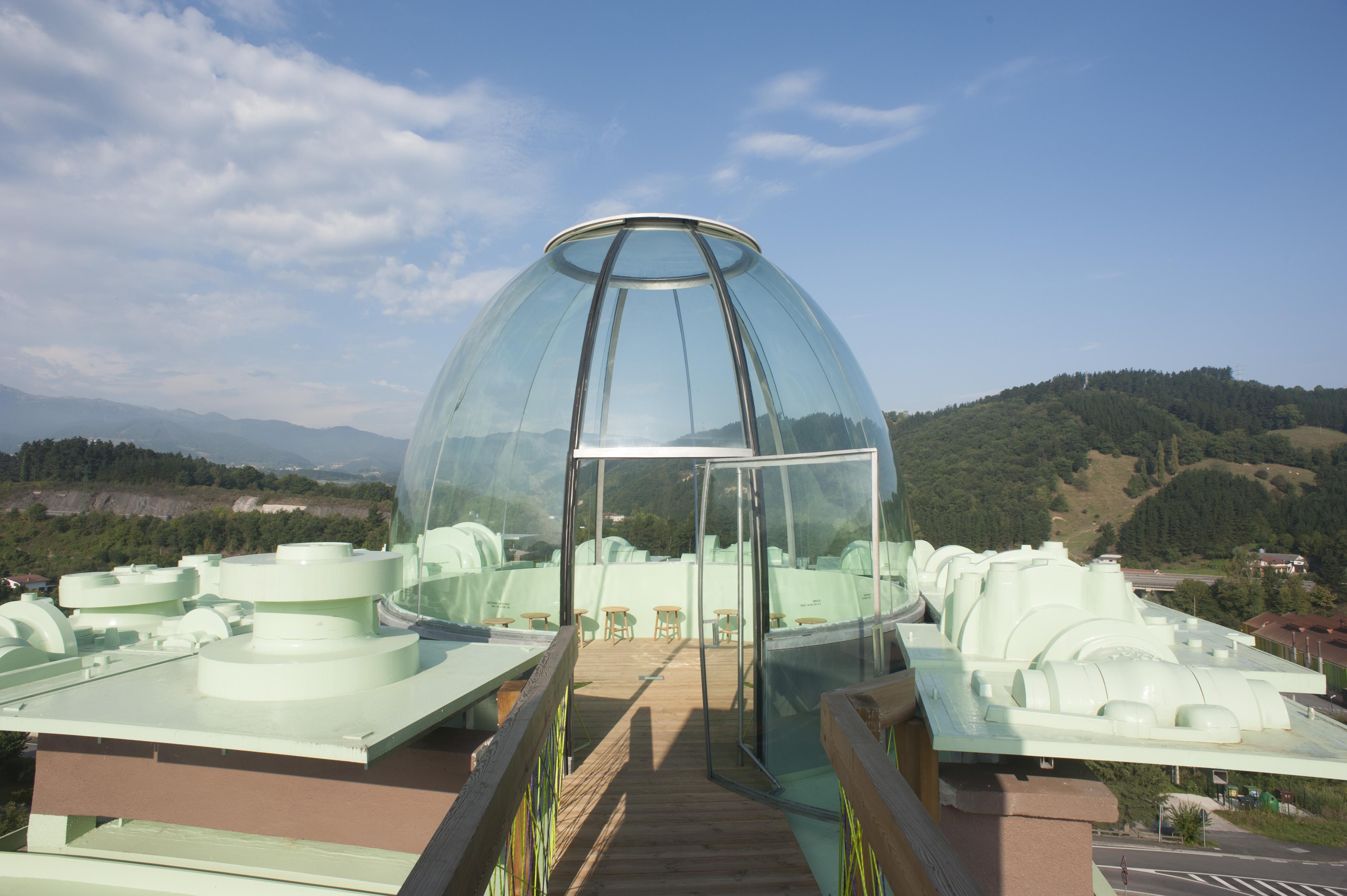 365º view cupola